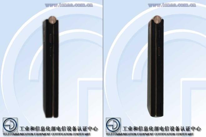 Gionee W900 este un telefon cu clapetă care tocmai a primit certificarea TENAA și vine cu două ecrane Full HD