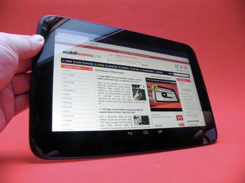Review Google Nexus 10