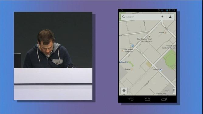 Google I/O 2013 - Noul Google Maps