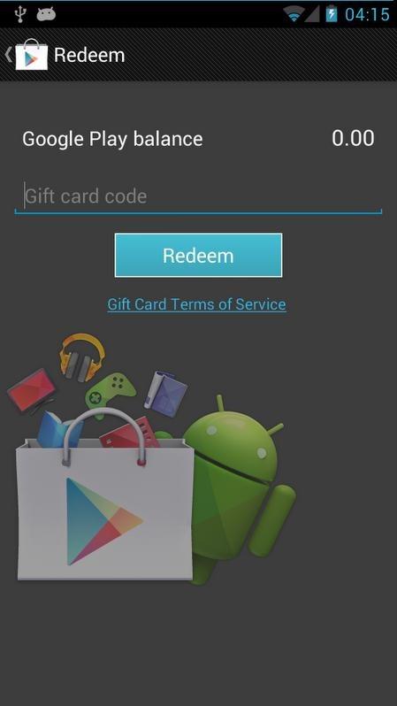 Google pregătește gift card-uri pentru Play Store și un Wishlist; Dovada În noul APK de Store