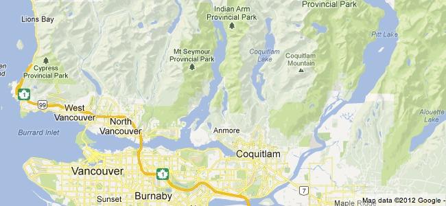 Google Maps integrează acum și elemente de geografie: vegetație, formațiuni naturale