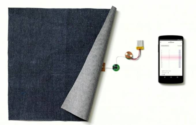 "Google prezintă ""blugii touch"" si alte inovatii purtabile la I/O: Project Jacquard si Project Soli (Video)"