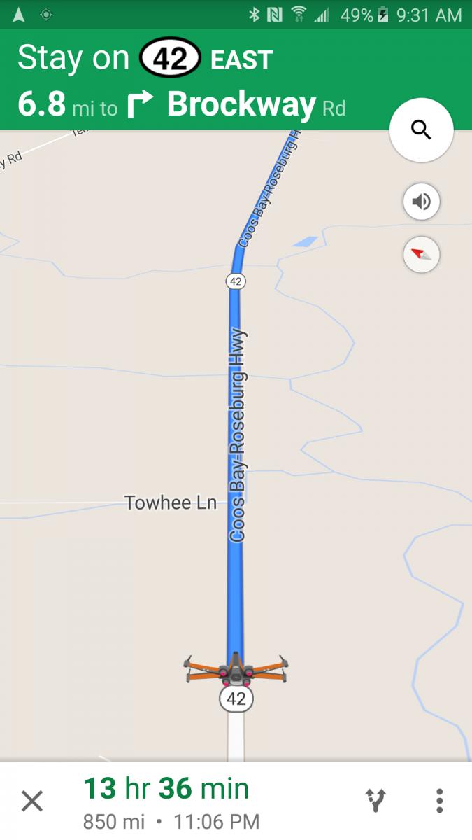 Google Maps actualizat la versiunea 9.19, vine cu un nou