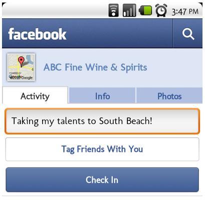 Facebook anunta noi aplicatii si servicii pentru mobil; nici un telefon Facebook deocamdata