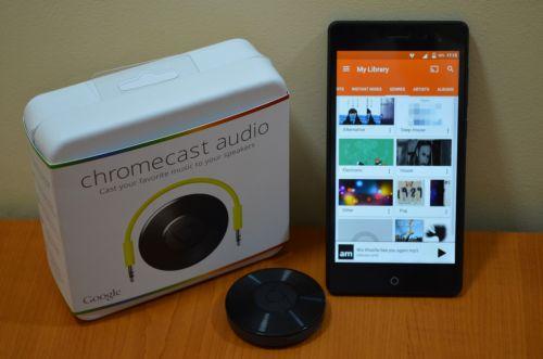 Chromecast Audio Review: micul dongle audio în formă de puc, care oferă o nouă viaţă difuzoarelor tale vechi (Video)