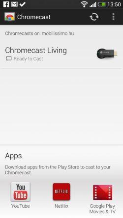 Chromecast APK