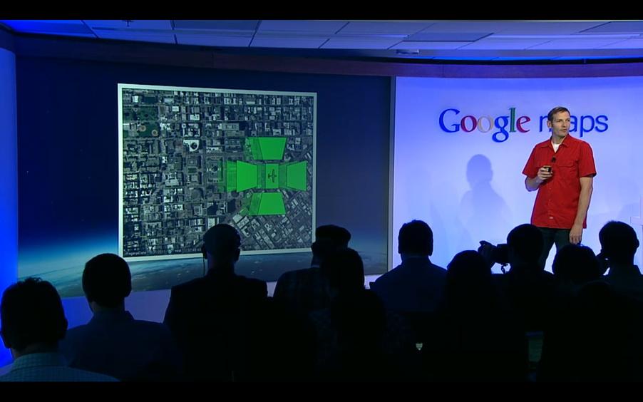 Google Earth primește imagini 3D
