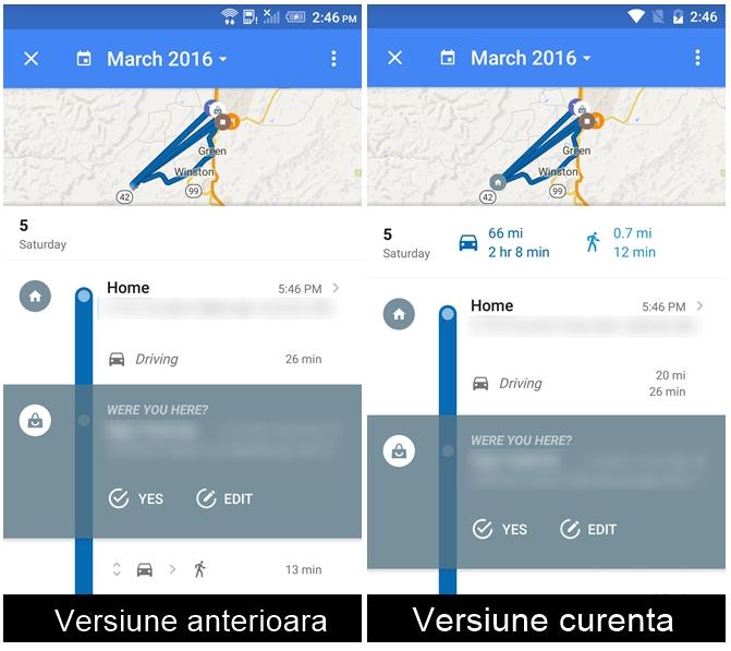 Noua versiune Google Maps v9.22 vine cu o serie de îmbunătățiri, dar și cu posibilitatea de setare a unor iconițe dedicate pentru locații