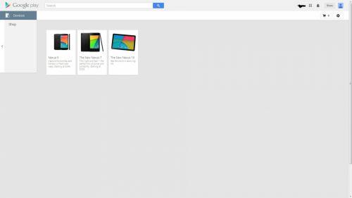 """Noua tableta Nexus 10 ajunge """"din greșeală"""" În Play Store, avem lista completă de specificații!"""