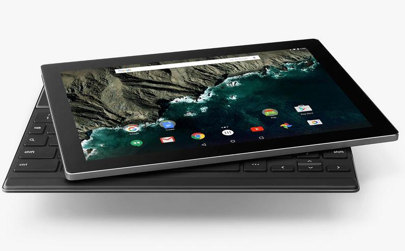 Google anunţă noua tableta Pixel C cu Android Marshmallow, port USB Type-C şi o tastatură ataşată magnetic