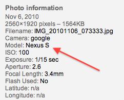 Google Nexus S din nou În actualitate; primele fotografii realizate cu terminalul Android 2.3