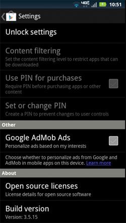 Google Play actualizat la versiunea 3.5.15; Iată ce aduce nou!