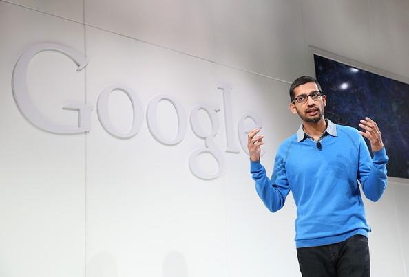 Sundar Pichai, vice-președintele Google primește noi departamente sub conducere