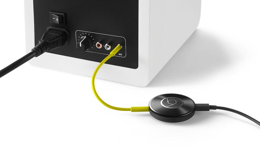 Google anunţă noul Chromecast, disponibil în 3 culori diferite şi cu extra suport WiFi dar şi un dongle Chromecast Audio
