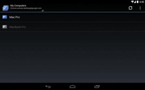 Aplicația Google Chrome Remote Desktop pentru Android e acum disponibilă În faza beta