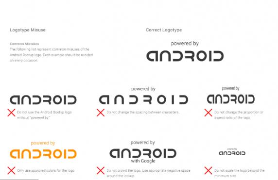 """Google va cere producătorilor de noi smartphone-uri afișarea logo-ului """"Powered by Android"""" la fiecare boot al telefonului"""