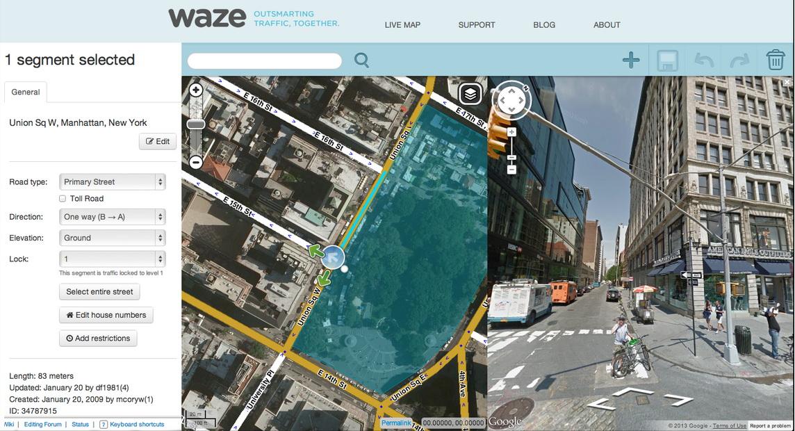 Google anunță Îmbunătățirea lui Google Maps și integrarea Waze