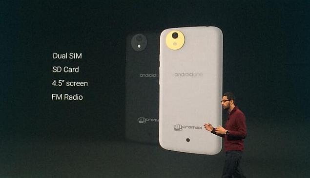 Platforma Android One lansată oficial În cadrul Google I/O 2014; aceasta va aduce update-uri constante la sistemul de operare Android și terminale cu prețuri foarte accesibile pe piață