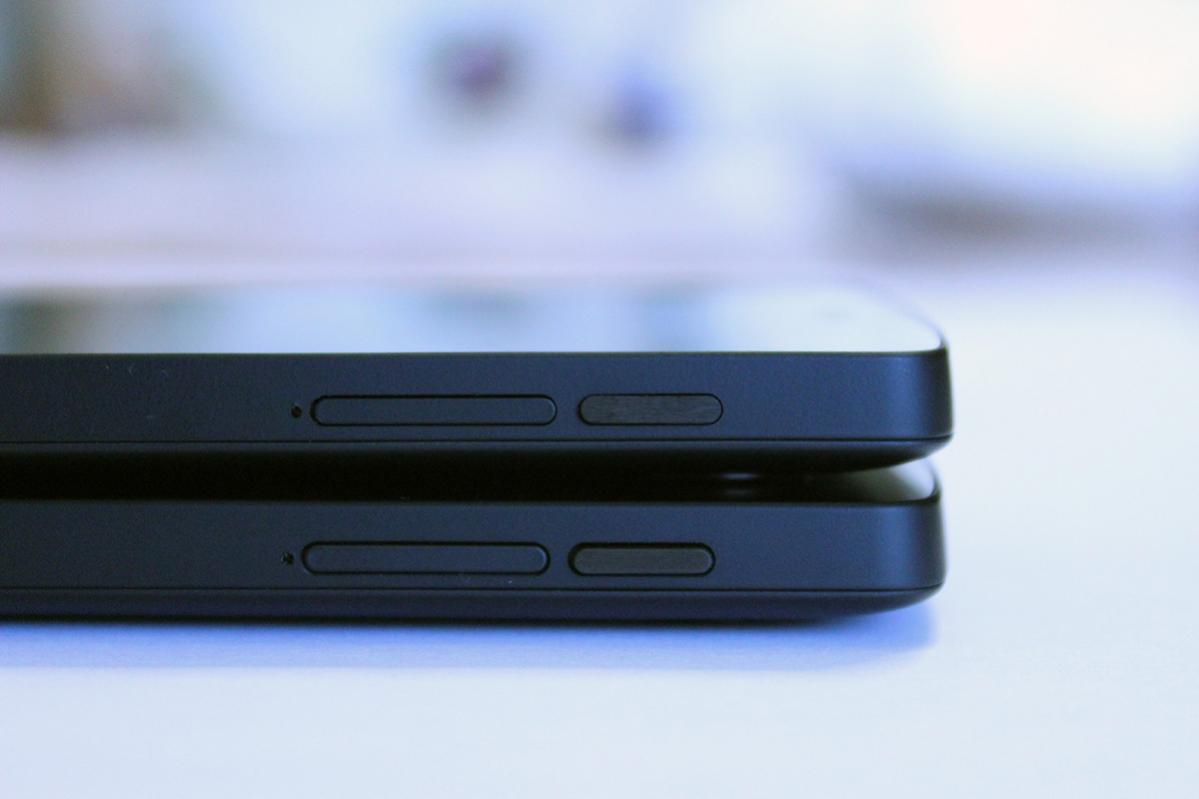Google vinde acum Nexus 5 cu un design ușor schimbat