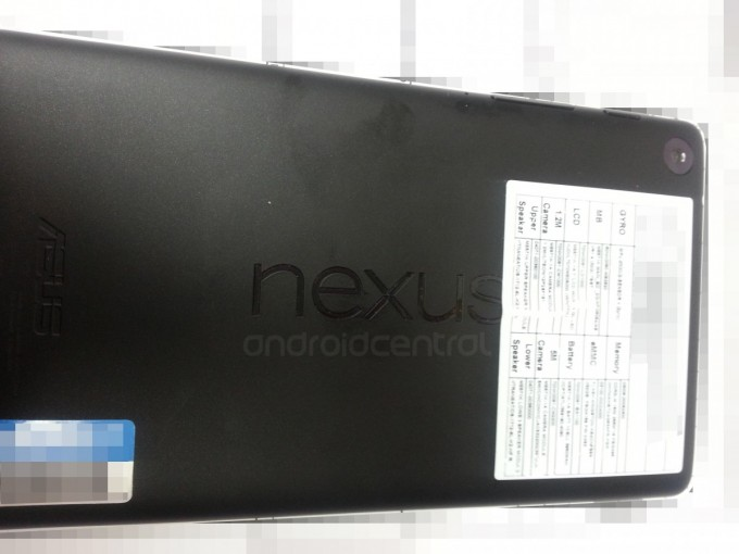 Tableta Nexus 7 2