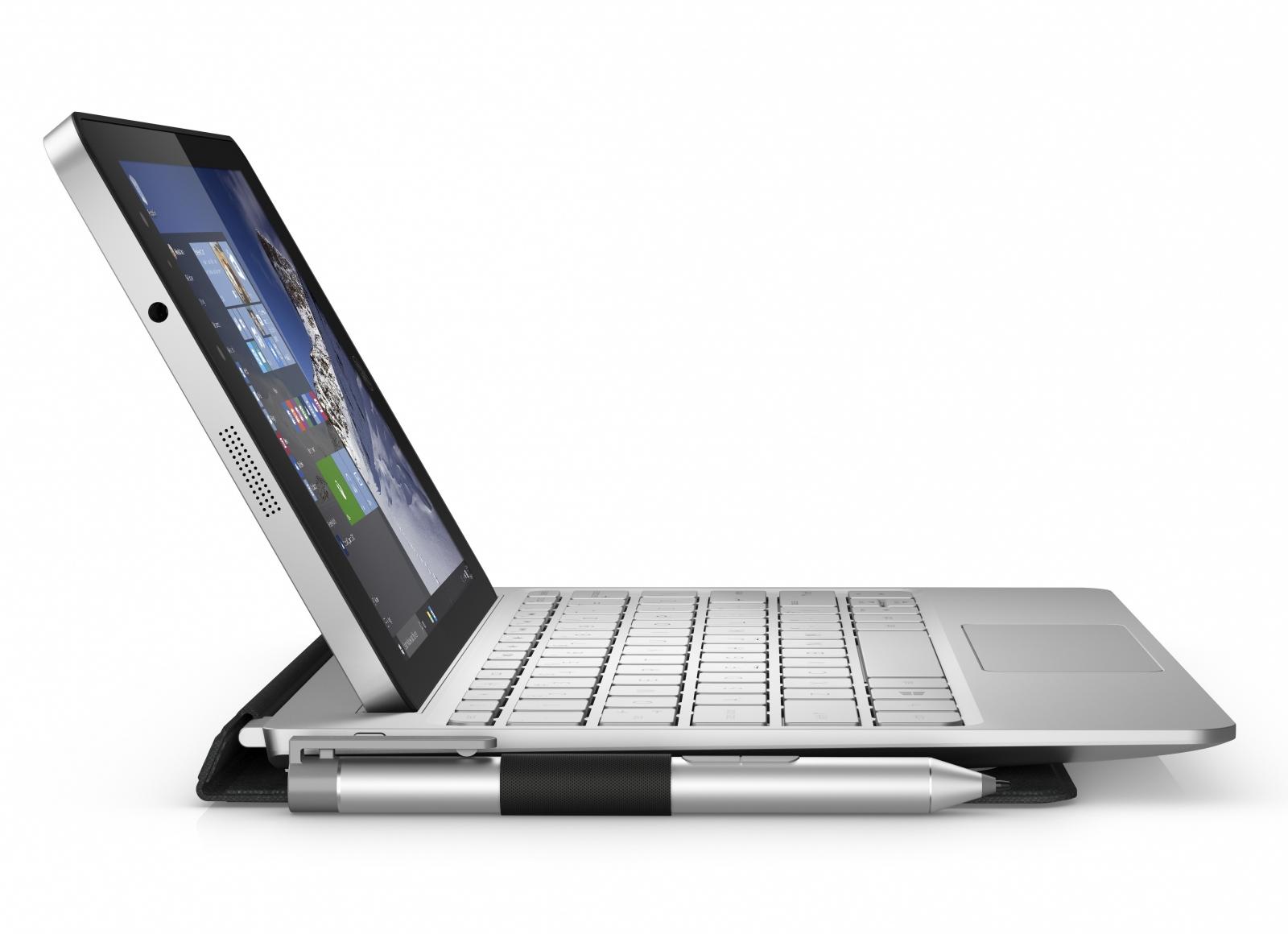 HP lansează o tabletă de 8 inch axată pe productivitate, cu tastaturș şi stylus dedicate: Envy Note 8