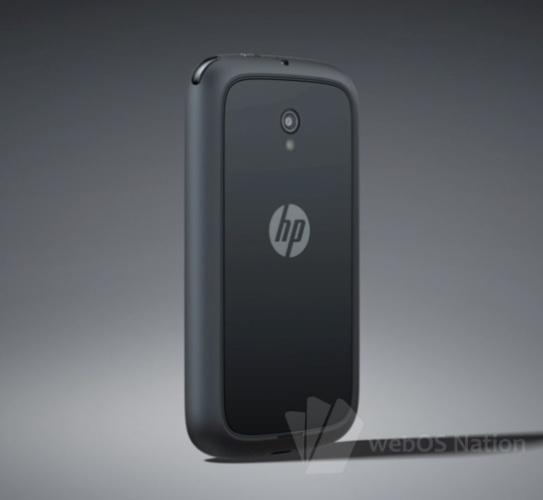 Telefon HP cu webOS