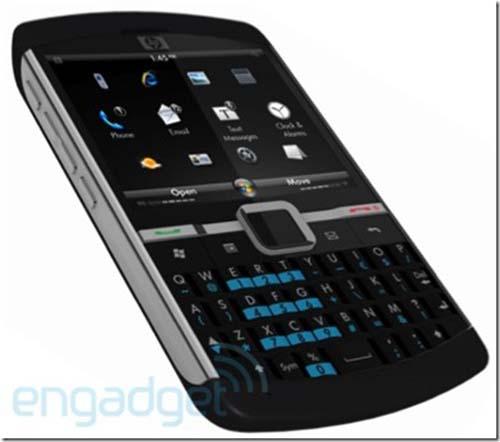 HP iPAQ K3 isi face aparitia intr-o noua serie de imagini, ruleaza Windows Mobile 7?