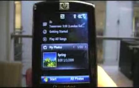 HP iPAQ Voice Messenger intr-o recenzie video