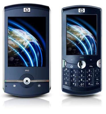 HP prezinta 2 noi smartphone-uri iPaq