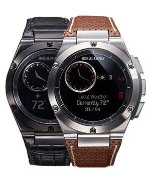 HP pregătește lansarea unui smartwatch În parteneriat cu designer-ul Michael Bastian; acesta va fi disponibil Începând cu data de 7 noiembrie
