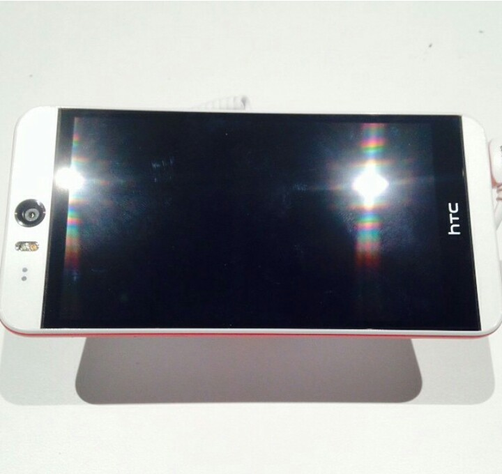 HTC Desire Eye imagine live