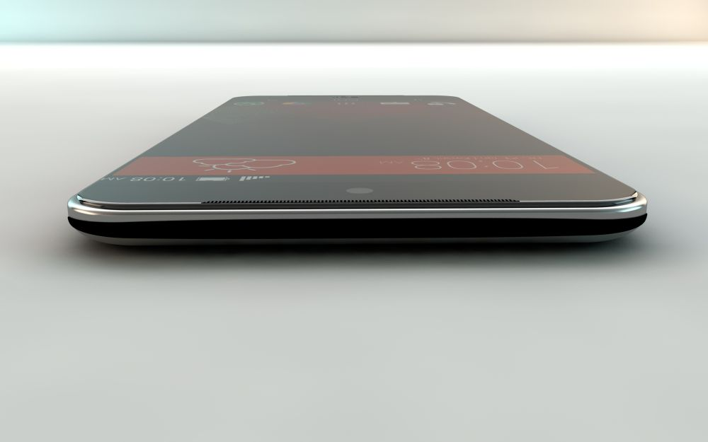 HTC One M10 primeşte deja un concept, realizat de către designerul Hasan Kaymak (Video)