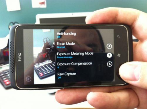 HTC cu camera de 12 megapixeli