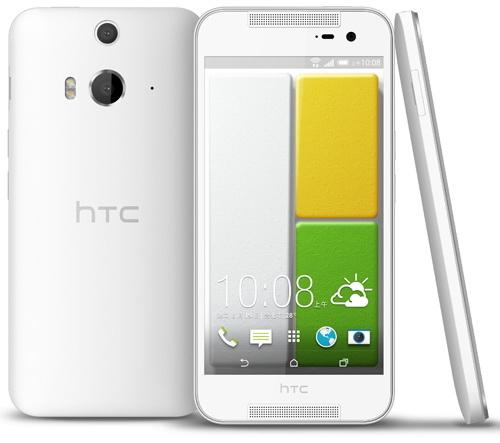 HTC anunță oficial modelul high-end Butterfly 2 pentru piețele asiatice