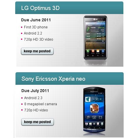 Telefonul Facebook HTC ChaCha și alte câteva modele atractive Android, din vară În Europa