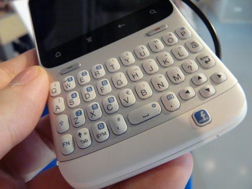 HTC ChaCha În primul său preview din România, la Mobilissimo.ro (Video)