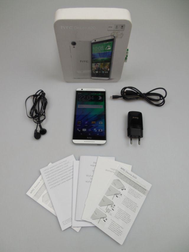 HTC Desire 820 Unboxing: phablet midrange care îi urmează unui device foarte apreciat la Mobilissimo (Video)
