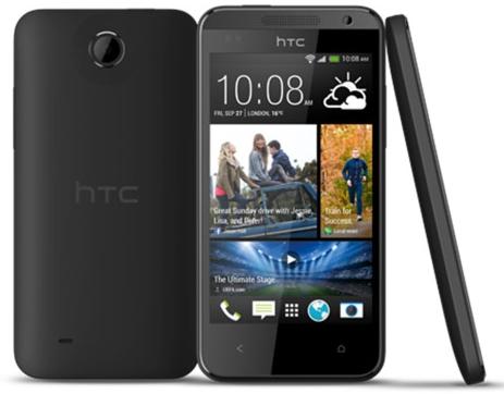 HTC Desire 310, un nou telefon quad core cu procesor Mediatek devine oficial