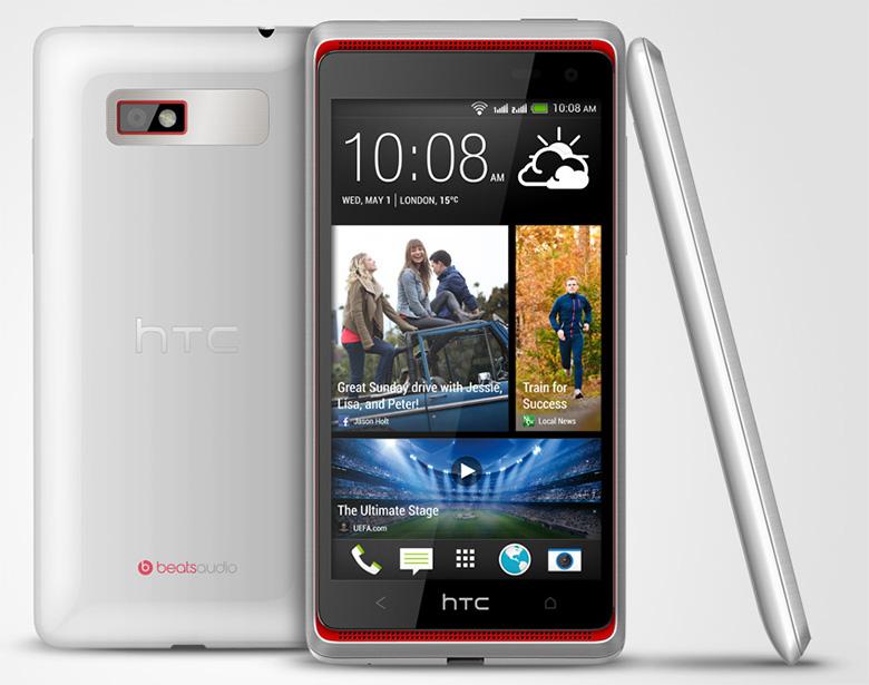 HTC Desire 600 alb