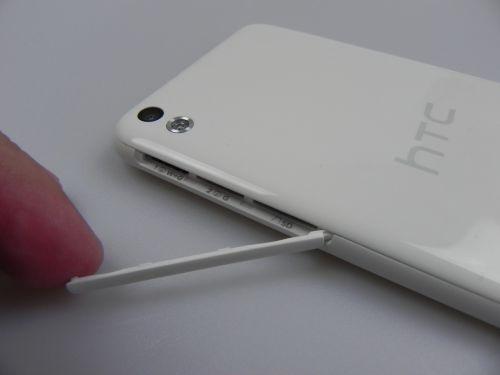 Designul lui HTC Desire 816