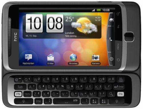 HTC Dezire Z