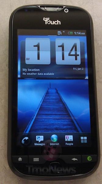 HTC Doubleshot, surprins În primele imagini hands-on În varianta myTouch 4G Slide, acum cu HTC Sense