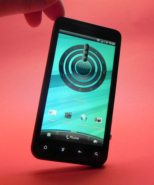 Review HTC Evo 3D
