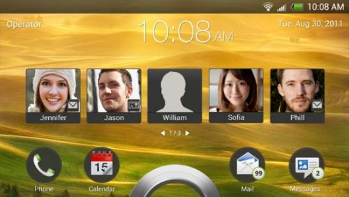 HTC Endeavor - Sense 4.0