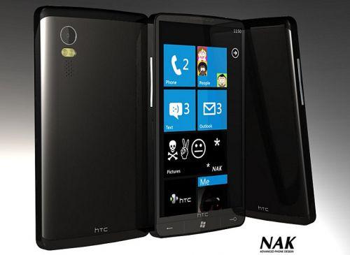 HTC HD3 concept