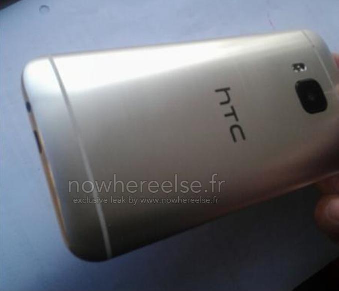 HTC One M9 fotografiat hands on În premieră, aduce mult cu predecesorii săi