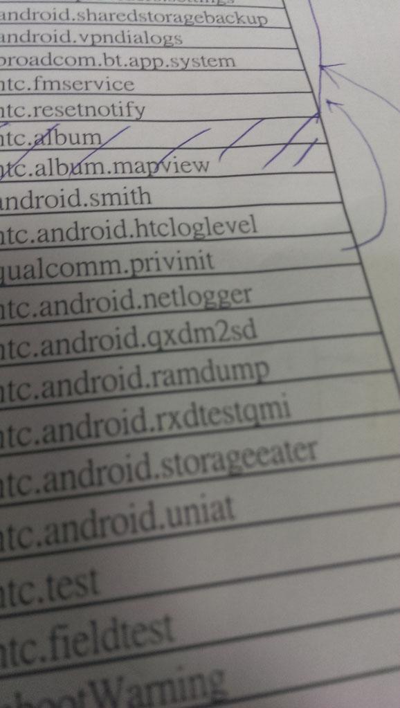 O fotografie de test realizată cu camera lui HTC M7/One Își face apariția, probabil cea mai insipidă din lume