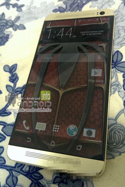 Două noi imagini cu HTC M8/HTC One 2 Îi confirmă formatul; Nu se Îndepărtează prea mult de HTC One!