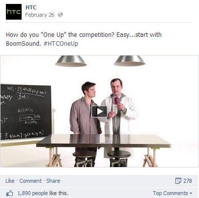 HTC One Up