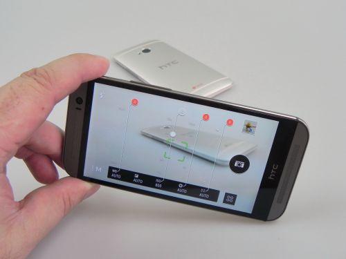 HTC One 2013 versus HTC One M8